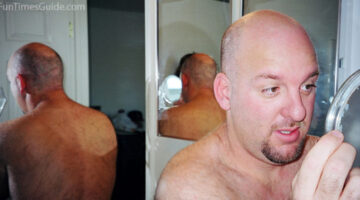 Are You A Guy Dealing With Hair Loss?… Shave Your Head Bald Like Jim Did!