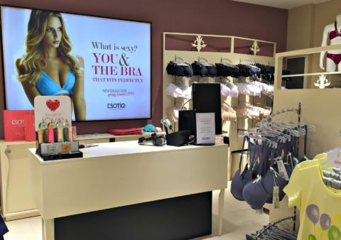 Instead of getting a bra fitting in a store, use this Bra Fitting Guide to find your true bra size yourself!
