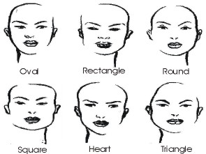find eyeglasses or sunglasses to fit your face shape  see