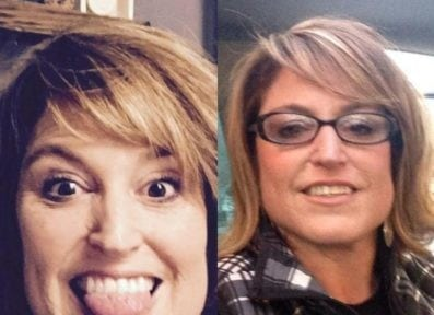 Here are some pictures of my ever-present bangs over the years.