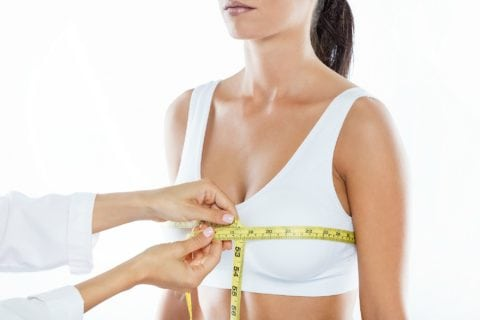 How to measure your bra size & find the right bra: Here's how to calculate your true bra band size, bra cup size, bra strap length, and fit... without a bra fitter!