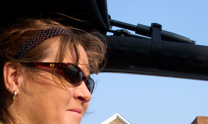 Wind-Proof Hair Products For Jeepers, Motorcyclists, And Convertible Owners
