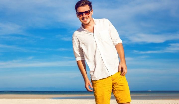 Mens Chino Shorts: How To Dress Up And How To Dress Down A Pair Of Chino Shorts
